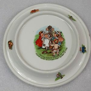 1906 Royal Baby-Plate